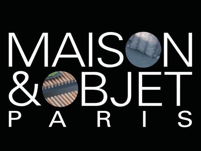 MAISON&OBJET 2016 Parijs