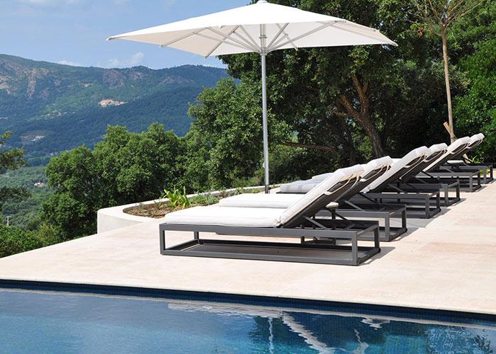Reflex parasols | BOREK Outdoor Furniture
