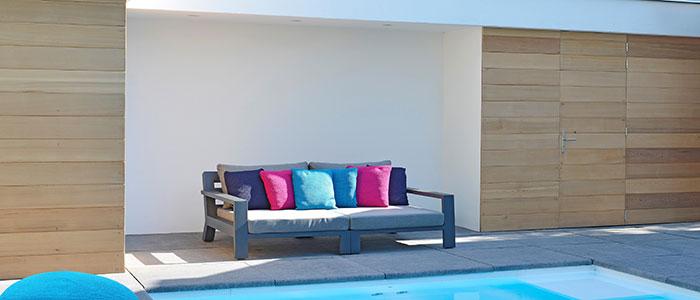 2017-Borek-alu-Viking-XL-lounge-left-right-rope-crochette-pouffe-decorative-cushion-1 Crochette