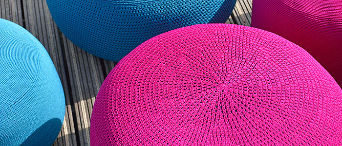 2017-Borek-rope-Crochette-pouffe-1 Crochette double weaving