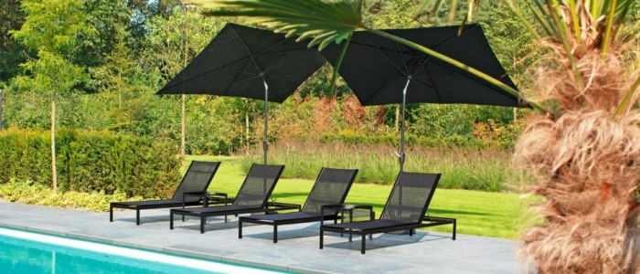 Borek-Aluminium-Ibiza-stackable-lounger-Alto-side-table-Lucerne-parasol_preview1-700x300 Aluminium & Edelstahl