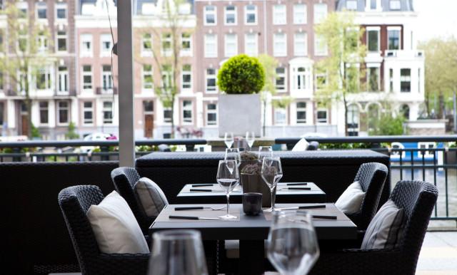Intercontinental Hotel Amstel, Amsterdam