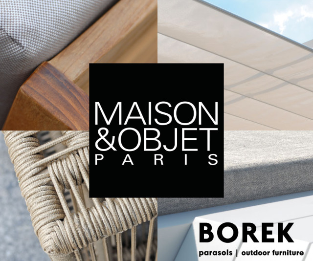 MAISON&OBJET 2015 Parijs