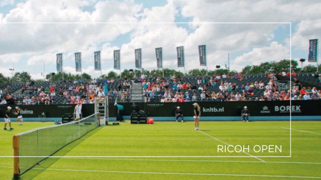 Borek Partner Ricoh Open 2017